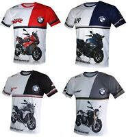 BMW T-shirt R1200RS S1000XR K1600GT RnineT Motorrad Motorcycle biker bike Gift