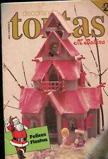 CAKE DECORATING Marta Ballina CHRISTMAS Magazine #3 Argentina