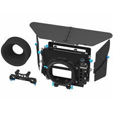 FOTGA DP500III DSLR Swing-away Matte Box for 15mm/19mm Rod Camera Rig System Kit