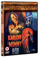 The Mummy DVD (2005) Boris Karloff, Freund (DIR) cert 15 ***NEW*** Amazing Value