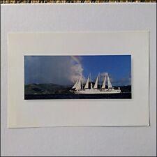 Windstar Cruises A Holland America Line Company Large Postcard (P405)