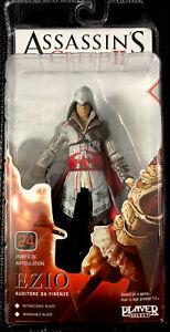 Ezio Assassin's Creed II Action Figure Player Select Ubisoft