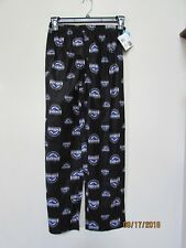 New Size L 14-16 Youth Pajama Pants Lounge Sleep Bottoms  MLB Colorodo Rockies