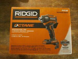 RIGID BRUSHLESS 6-MODE IMPACT DRIVER   R86039B
