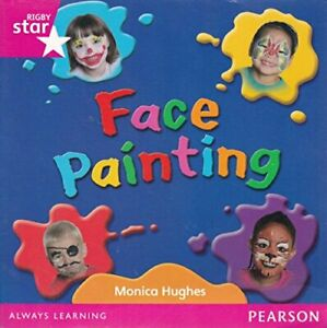 Face Painting by Monica Hughes Book The Cheap Fast Free Post