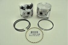 Engine Piston Kit W/Rings fits Nissan 280Z & 280ZX 1975-1979 - RY2700-030  +.030