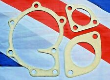 New Reliant Scimitar V6 Improved Quality Water Pump & Thermostat Gasket set 3