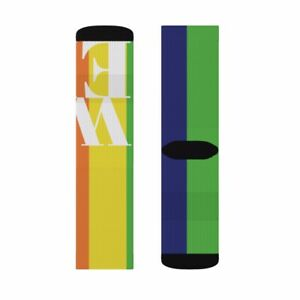 "SoHighMe ""Pride"" Multi Colored Socks"
