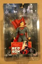 DC Direct Elseworlds Red Son Series 1 President Superman Action Figure - Sealed!