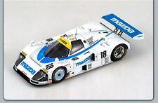 Mazda 787 B #18 6th Le Mans 1991 1:43 Model S0648 SPARK MODEL
