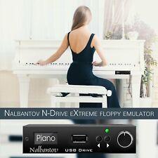 Floppy Drive USB Emulator Nalbantov N-Drive eXtreme for AKAI S01 and AKAI S20