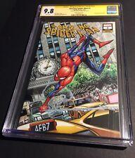 Amazing Spider-Man #1 Ramos Variant (9/18) CGC 9.8 NM Signed Humberto Ramos