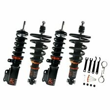 K-Sport 2003-08 FOR Volkswagen VW Golf 5 Coilover Set - 55mm inc GTI FWD