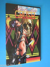 Comic: Babylon Crush - Boneyard Press #2 of 4