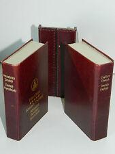 vintage BOEHRINGER INGELHEIM airways therapie ATROVENT BERODUAL wörterbuch DICO