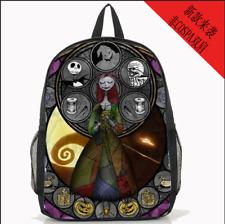 The Nightmare Before Christmas peace shoulder bag backpack school bag