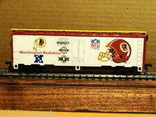WASHINGTON REDSKINS MANTUA SUPER BOWL EXPRESS HO 1996