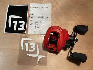 13 Concept Z Zero 7.3 RH Fishing Reel NEW!!! - No Box - FREE SHIPPING!!!