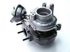 Turbocharger Citroen Peugeot Fiat 2.0 HDi 88kw 758021 764609 9661306080 +Gaskets