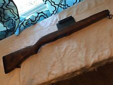 Scope mount and Wood stock 4 M-1 Garand    US WW II - Korean war  for