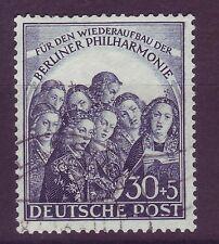 Gestempelte Briefmarken aus Berlin (1950-1951)