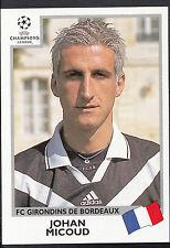 PANINI CALCIO ADESIVO-UEFA CHAMPIONS LEAGUE 1999-00 - N. 265-Bordeaux