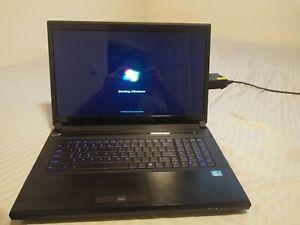 """Sager NP9170 17.3"""" FHD Laptop, i7-3820QM, 16GB RAM, GTX 675M, 500 GB HDD"""