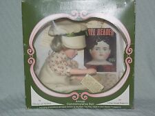 """House of Nisbet Presents THE DOLL READER DOLL 15"""" Limited Signature Edition"""