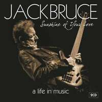 Sunshine Of Your Love - Un Vida En Música: Jack Bruce Crema BBM New CD Álbum