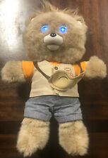 Teddy Ruxpin 2017 Story Telling Bear, Excellent Condition