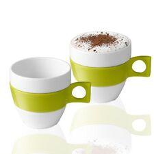 Nescafe Dolce Gusto Cappuccino Taza De Porcelana 2 Pack Taza de café, 220 Ml