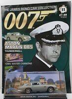 GOLDFINGER EX SHOP STOCK SHELL JAMES BOND 007 COLLECTION ASTON MARTIN DB5