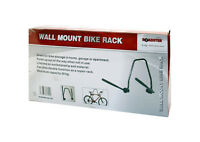 Wall Mounted 2 Bike Bicycle Hanger Cycle Storage Mount Hook Holder Stand Rack