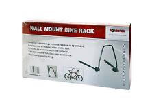 Wall Mounted 2 Bike Bicycle Hanger Cycle Storage Mount Hook Holder Stand Rack