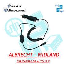 ALG7 - Alimentatore auto linea G7/ G8/ G9/ G6/ G5XT 12v presa accendino MIDLAND