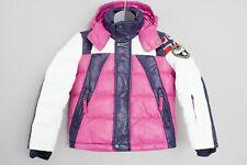 Mädchen Napapijri Jacke mit Daunen Gefüllt Warm Winter 04 100/104 ZPA478