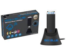 GigaBlue USB WiFi 1200Mbit Dual Band 2,4 / 5GHz Wlan