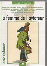DVD ZONE 2--LA FEMME DE L'AVIATEUR--ERIC ROHMER/MARLAUD/RIVIERE/MEURY