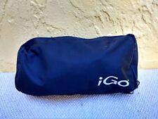 iGo Everywhere85 Notebook Power Adapter Set Complete with Travel Bag No Wear