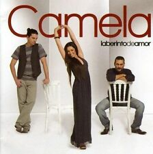 CAMELA - LABERINTO DE AMOR USED - VERY GOOD CD