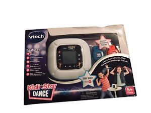 VTech Kidi Star Dance Light Up Kids Dance Toy With 2 Motion Activated Bands NIB
