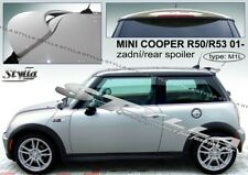 SPOILER REAR ROOF MINI COOPER R50 R53  WING ACCESSORIES