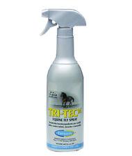 TRI TEC 600 ml insetticida insettorepellente per cavalli contro tafani e mosche