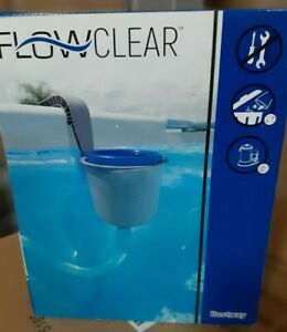 Bestway Flowclear Oberflächenskimmer Skimmer für Quick up Pool & Frame Pool