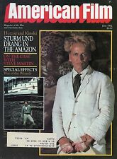 American Film Magazine June 1982 Vol VII No 8 On The Case With Steve Martin