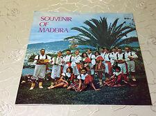 """GRUPO FOLCLORICO (12"""" LP) SOUVENIR OF MADEIRA [OFIR FOLK **PORTUGAL PRESSUNG]"""