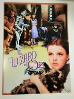 "Vintage ""The Wizard of Oz"" 17.25"" x 12.5"" Tin Metal Sign Collector, 1998, USA"