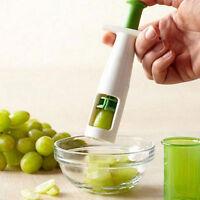 Fruit Tomato Grape Peeler Cherry Slicer Cutter Vegetable Chopper Kitchen Tools
