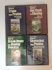 Carleton H Sheets - How to Skyrocket Your Profits + 3others - Total 4 NEW DVDs