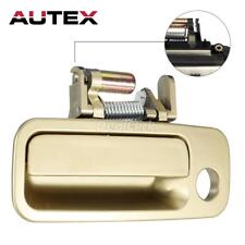 69220AA010 Exterior Outer Gold Door Handle For 97-01 TOYOTA CAMRY Front LH Side
